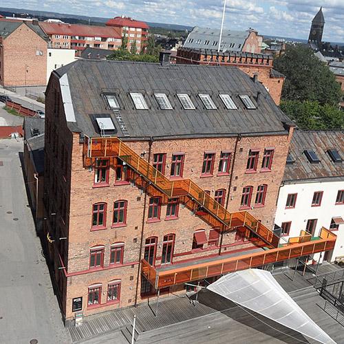 Kårhuset Trappan, Norrköping