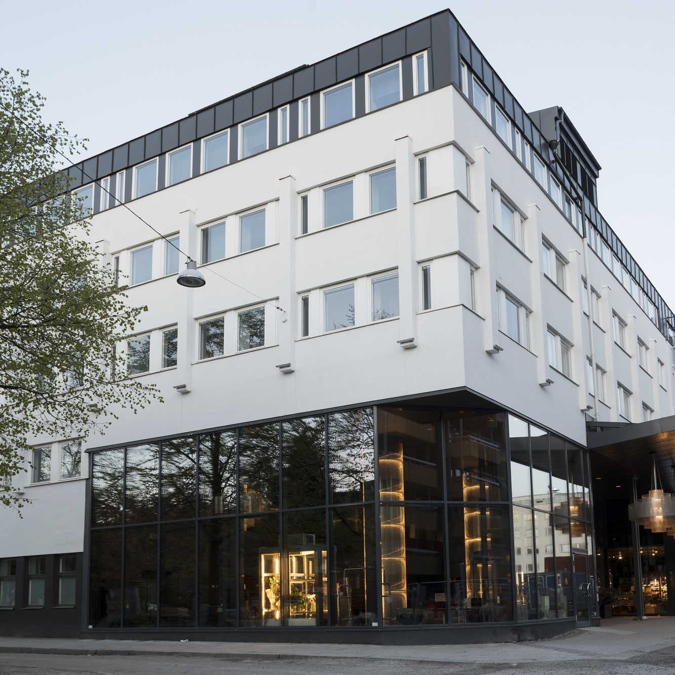 Magnentus Building, Norrköping