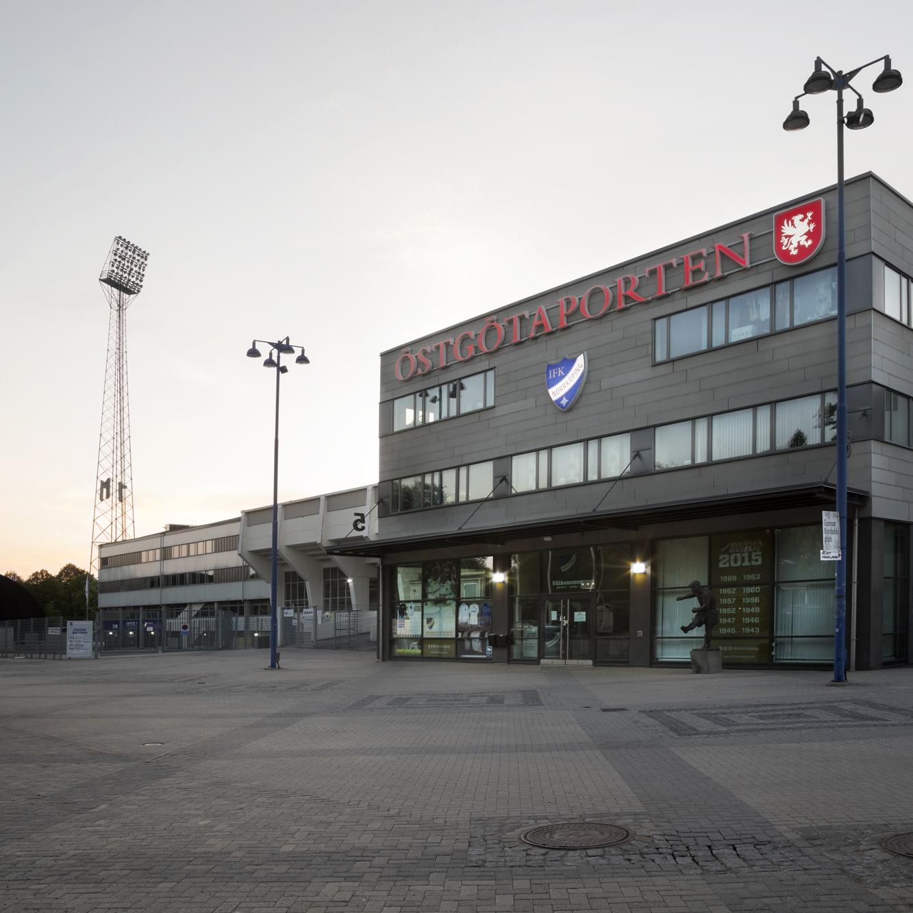 Östgötaporten, Norrköping